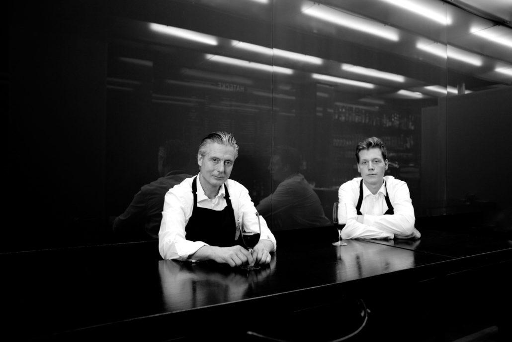 Ludwig und David Hatecke