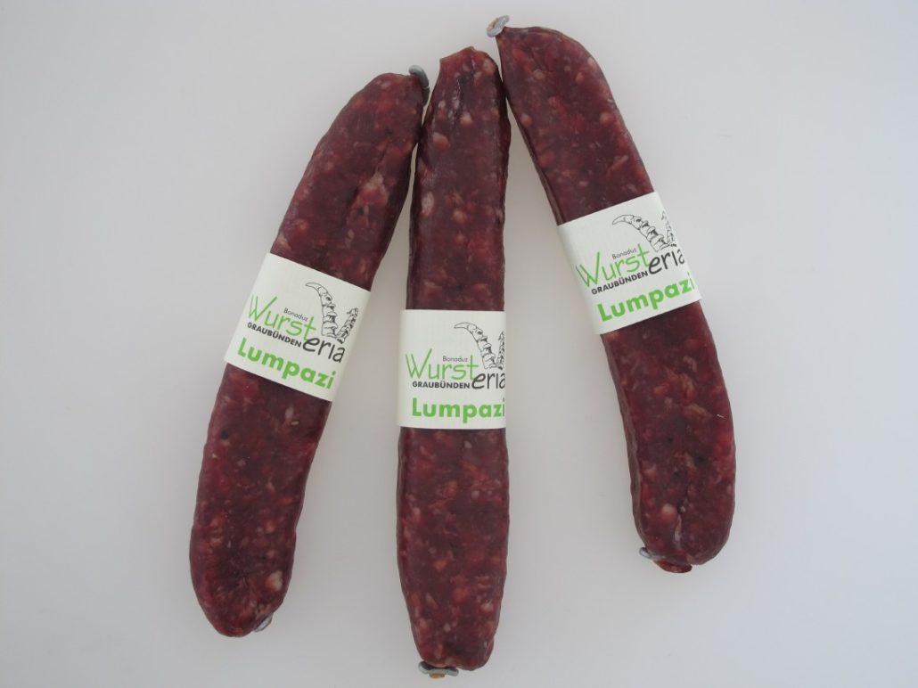 Wursteria Bündnerfleisch