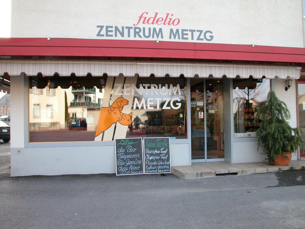 Zentrum Metzg