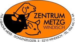 Logo Zentrum Metzg